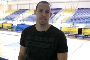 Oscar González en una reciente entrevista en Melilla